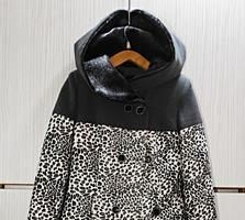 Новое пальто весеннее 44 46 размер.