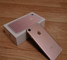 Iphone 7, Rose gold, 128 gb, cdma+gsm