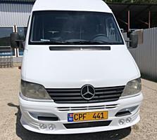 Продаётся Mercedes Sprinter 313 CDI вместе с маршрутом 121.