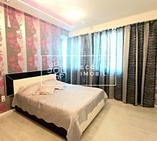 Se oferă spre vânzare apartament de LUX cu trei dormitoare + living, .
