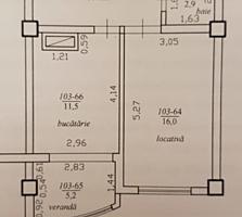 52 m. p. Casa noua. Proprietar