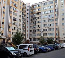 Apartament cu două odăi transformat în apartament cu trei odăi.