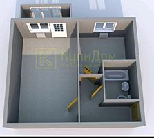 """1 комнатная квартира в Тирасполе Красные Казармы у """"Меркурия"""""""