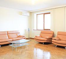 Ботаника, 3-комнатная, в новом доме, котелец, 94 м2, евроремонт!