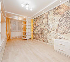 Se vinde apartament exclusiv cu 3 camere, amplasat în sect. Centru, ..