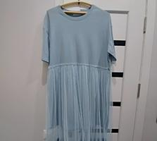 Оверсайз платье