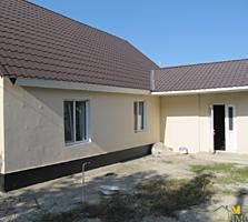 1 эт. дом, 100 м2 на 6 сотках земли, автономное отопление, г. Бельцы