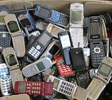 Продам дёшево телефоны старых моделей от 0,50 центов за телефон оптом.