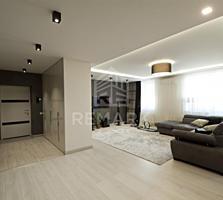 Se vinde apartament exclusiv cu 3 odăi în sect. Telecentru, amplasat .