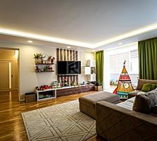 Se vinde apartament exclusiv cu 3 camere, amplasat în sect. ...