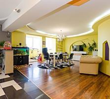 Se vinde Penthouse 230 mp, Botanica cu terasă! Apartamentul exclusiv .