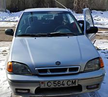 Suzuki Swift - компактная и надёжная