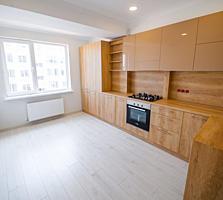 Vă prezentăm apartament exceptional cu 2 odai + living, str. Milescu .