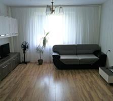 Se vinde apartament cu 3 odai in sectorul Buiucani. Amplasarea foarte
