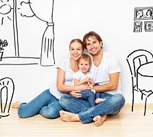 Срочно Семья Снимет 2-3-комн. квартиру на длительный срок любой район.