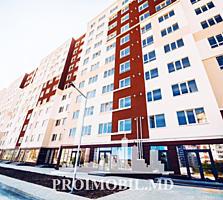 Spre vânzare apartament în bloc nou situat pe artera principală a ...