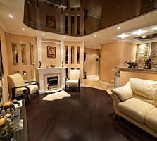 3-ком. квартира, евроремонт, с итальянской мебелью, кухня 31 кв. м