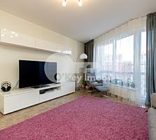 Se oferă spre vânzare apartament cu 3 camere în Centrul orașului. ...