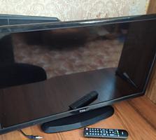 ТСL, 32 дюйма. LCD. Телевизор монитор.