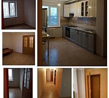Продается 3-х комнатная квартира с евроремонтом.
