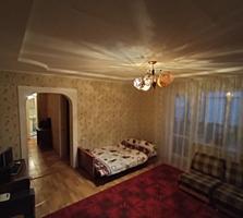 Продается просторная двухкомнатная квартира