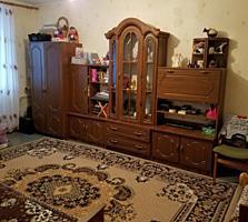 1-ком, 34 м2, Балка, Краснодонская, лоджия 6 м с мебелью и техникой.