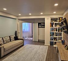 Vind apartament cu proiect individual, 86,1 mp. Proprietar