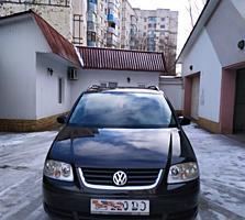 VW Touran 2004г. 1.9tdi