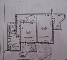 Бендеры 2-к 5\9 два балкона