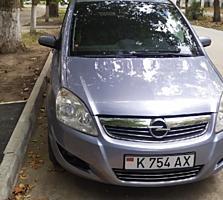 Opel Zafira 1.6 T CNG ECOFLEX 2009 год, свеже расторможена