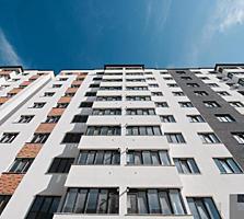 Spre vânzare apartament cu 2 camere +living, în sectorul Buiucani, pe