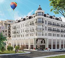Blocul Old Town Residence Columna este proiectat să păstreze ...