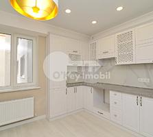 Vă propunem spre achiziție apartament cu euroreparație în sect. ...