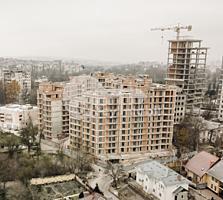 Se vinde apartament cu 2 camere în noul complex multifuncțional ...
