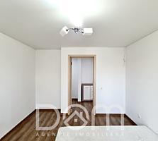 APARTRAMENT ÎN 2 NIVELE, cu 2 camere+ bucătărie cu living, 75m²,