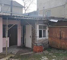 "Центр, 2-комн., на земле, в районе ""Букурии"", автономное отопление!"