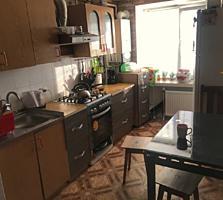 4-комнатная квартира с хорошим ремонтом.