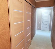 Продаем 3-комнатную квартиру с евроремонтом + мебель+ техника