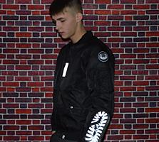 Бомбер Bape WGM Black