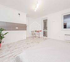 Se vinde apartament de tip studio, compania de construcții Exfactor, .