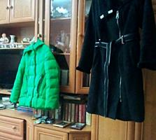 Продам куртку и дубленку