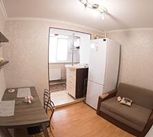 Apartament cu o odaie, încălzire autonomă