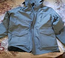 Продаю новую куртку(весна-осень) 54 размер(XXL) Привезена из Швейцарии