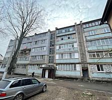 2-х комнатная по ул. А. Маринеску, 44 (за заводом АЛЬФА)