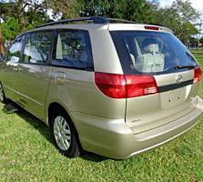 Продам Toyota Sienna 2004 г. в.