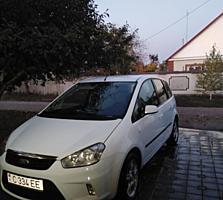 Форд C-max 2007 год. Газ-метан/бензин.