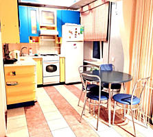 2-к жилая кв. с мебелью и бытовой техникой 2/5 43/27/6 балкон 2 кв. м.