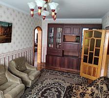 Продается хорошая 3-комнатная квартира с автономным отоплением, 2 этаж