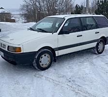 Passat B3 1989г 1.6 бензин, рабочая машина на каждый день.