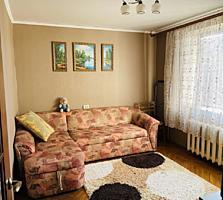 3-х комнатная в 9-этажном котельцовом доме - большая, уютная, жилая